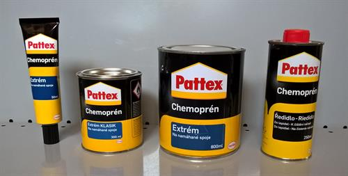 PATTEX CHEMOPRÉN EXTRÉM