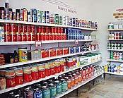 prodej barev všech základních typu