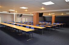 Nový konferenční sál - kapacita 120 lidí
