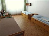 Dvoupokoj se dvěma oddělenými ložnicemi - 2 oddělená lůžka