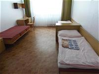 Třílůžkový pokoj s oddělenými lůžky