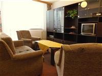 Suite - obývací pokoj s posezením