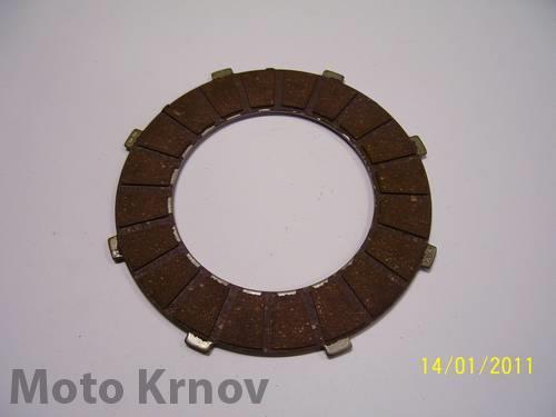 lamela spojky JAWA