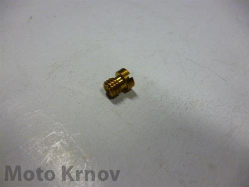 tryska hlavní M6 x 1,0 - 100 ( Jawa 638-640 )