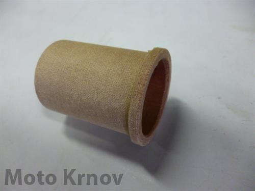 pouzdro zadního kluzáku ( Pérák, ČZ / C, 500 OHC )