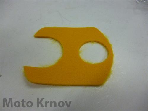 dečka-filc nádrže BA207 žlutá