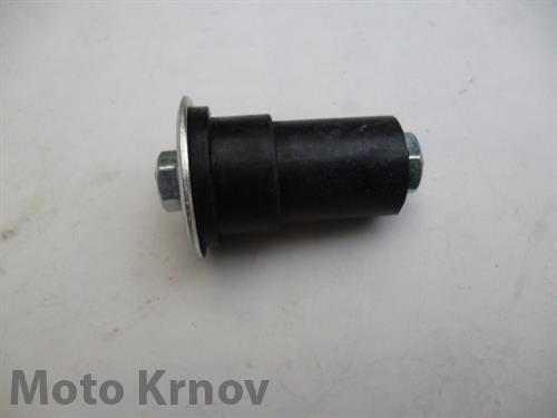 silentblok nádrže komplet - zadní ( Jawa 634-640 )