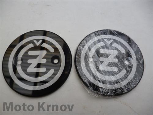 logo nádrže - sada 2ks ( ČZ )