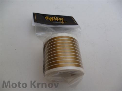 Linka-sada 2 mm/zlatá
