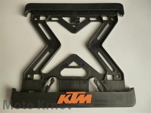 Podložka spz  3D KTM
