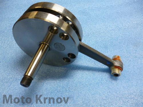 Kliková hřídel (čep 16mm) - ČZ 476-488