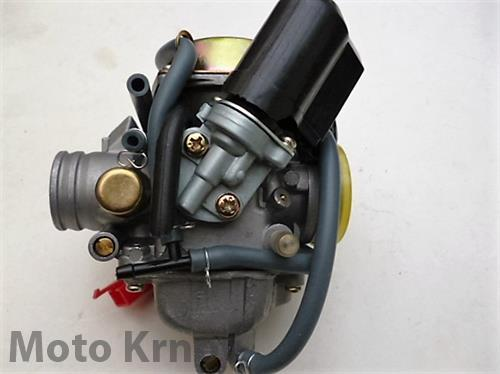 karburátor ( GY6 125 ccm ) 4T