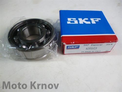 ložisko SKF 6203-C3