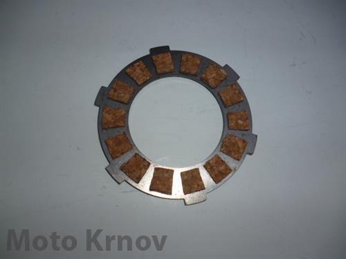 lamela spojky - korková ( SR-Tatran,Manet )