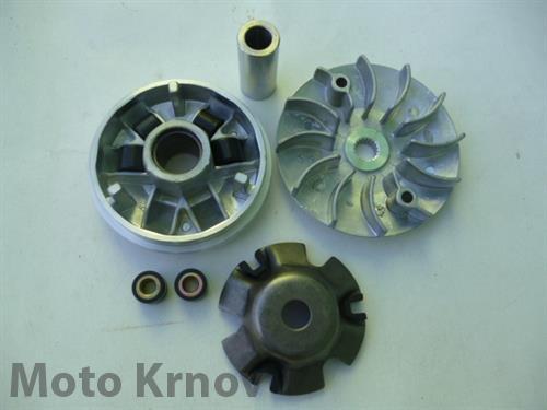 variátor - komplet ( GY 150, ATV 125/150 automat )