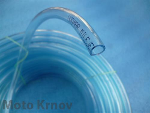 hadička palivová PVC D8mm