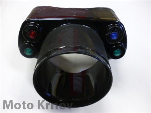 kryt tachometru s kontrolkami ( Jawa 634 )