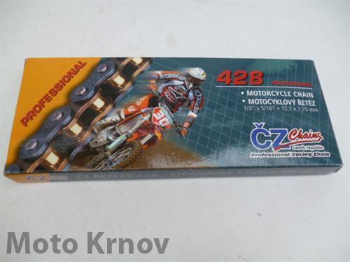 řetěz 1/2x5/16 128čl. 428 - Profesional ( Jawa,ČZ,MZ ) sekundár.