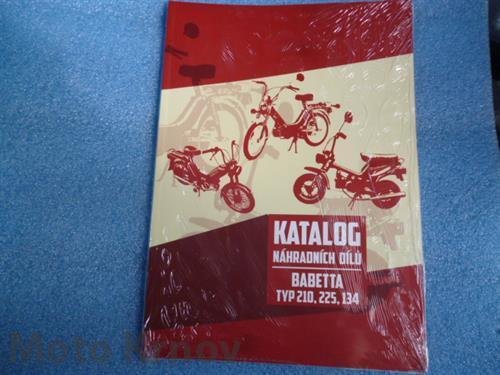 Katalog ND Babetta 210,225,134