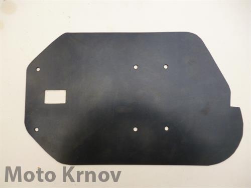 Gumová zástěrka pod kapotáž PIO 05,20,21