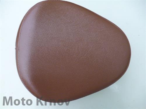 sedlo úplné - tmavě hnědé ( Pio 550-otvírání do boku )