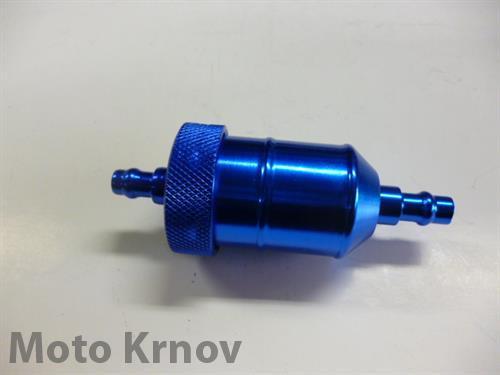 filtr palivový kulatý 11K6 ( UNI ) modrý